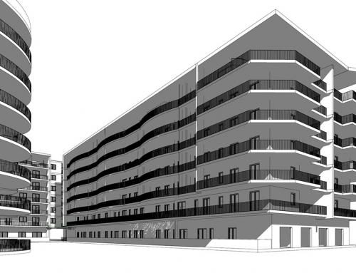 Diagnosi Energetica palazzo nel quartiere Eur