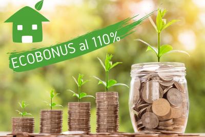 ECOBONUS al 110% detrazioni fiscali sismabonus