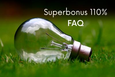 Superbonus 110% FAQ domande frequenti