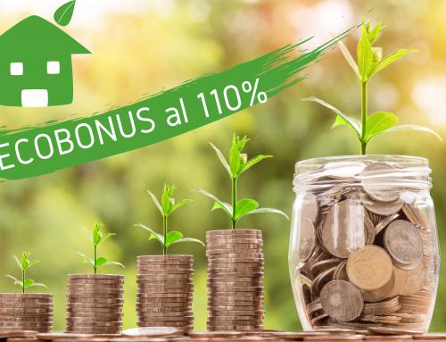 Ecobonus al 110% nel decreto Rilancia Italia