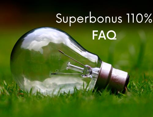 Superbonus – Ecco le risposte alle domande più frequenti